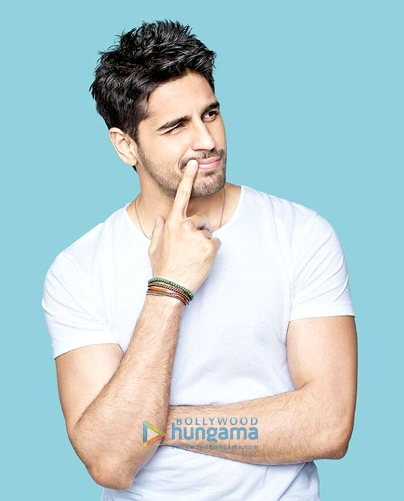 Celeb Photos Of Sidharth Malhotra
