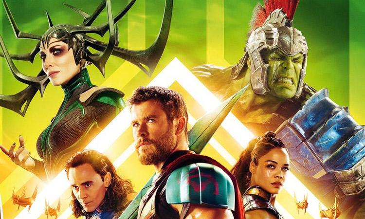 Thor - Ragnarok (English) Reviews