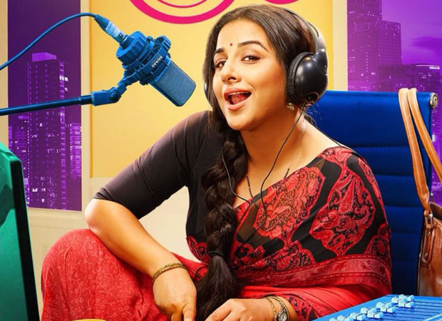 Vidya Balan at her SEDUCTIVE best in Tumhari Sulu promo features