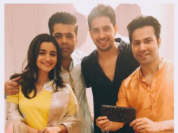 WATCH Alia Bhatt, Varun Dhawan, Sidharth Malhotra and Karan Johar celebrate 5 years of Student of the Year with 'Disco Deewane'