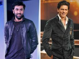 WATCH Ranbir Kapoor and Shah Rukh Khan dancing on 'Bole Chudiyan' is the most amazing thing you'll see today!