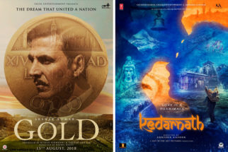Box Office Prediction of 2018  Gold  Thugs Of Hindostaan  Total Dhamaal  Kedarnath  SRK's Dwarf Film