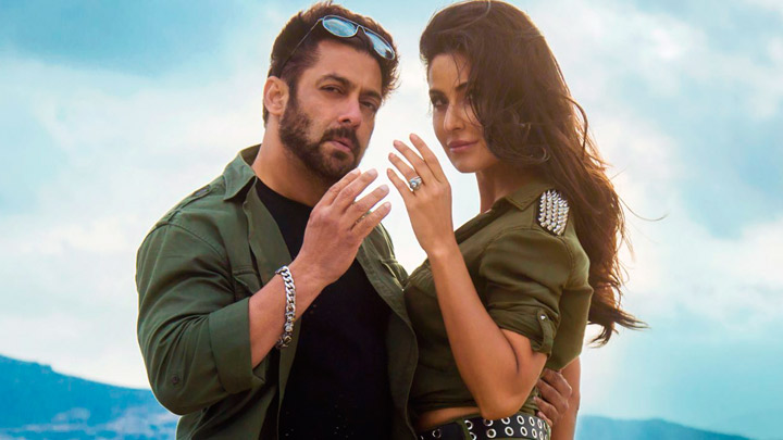 check out this superb making video of swag se swagat from tiger zinda hai