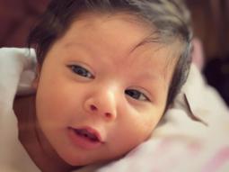 Children's Day Soha Ali Khan and Kunal Khemu share the first photograph of daughter Inaaya Naumi Khemu