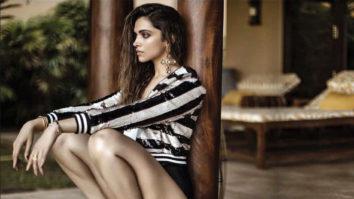 Deepika Padukone's HOTTEST Photoshoot for Filmfare Magazine