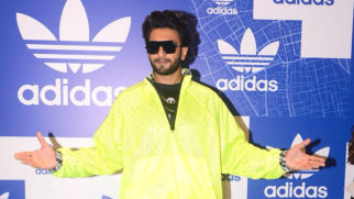 I am 200 percent with the film and Mr.Sanjay Leela Bhansali Ranveer Singh  Adidas Store Launch
