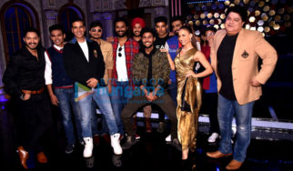 Kapil Sharma on the sets of The Great Indian Laughter Challenge