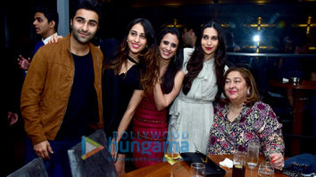Karisma Kapoor at the launch of 'Izaya' restaurant