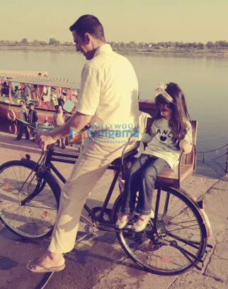 On The Sets Of The Movie PadMan