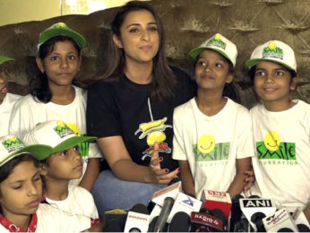 Parineeti Chopra Hosts A SPECIAL Screening Of Golmaal Again For Smile Foundation Kids