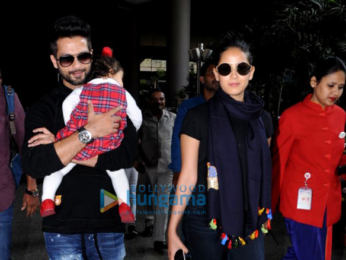Ranbir Kapoor, Jackie Shroff, Karan Johar and others spotted at the airport