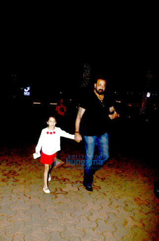 Iqra Dutt, Sanjay Dutt