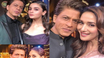 Shah Rukh Khan reunites with his leading ladies Madhuri Dixit, Alia Bhatt and Kareena Kapoor Khan1
