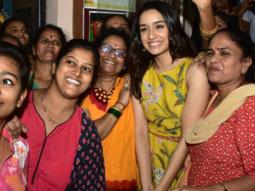 Shraddha Kapoor CELEBRATES Children's day with Municipal school kids