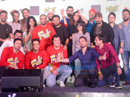 Team of 'Fukrey Returns' at 'Mehbooba' song launch