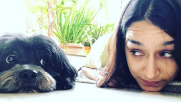 This picture of Shraddha Kapoor with her pet is the cutest thing you will see on the internet today