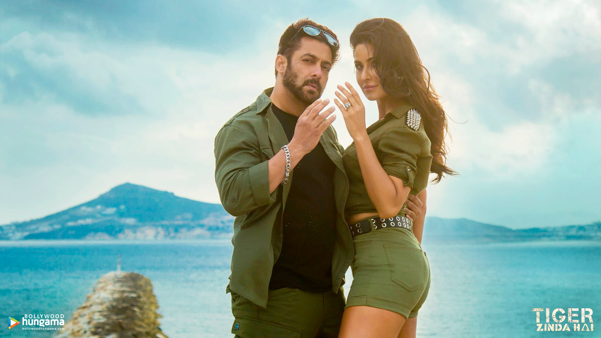 Tiger Zinda Hai 2017 Wallpapers
