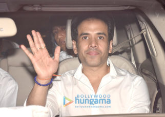 Tusshar Kapoor's birthday hosted by Nandita Mahtani