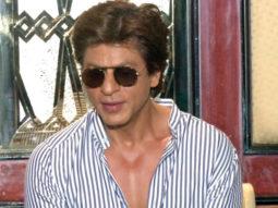 """Poster Abhi Bas Kal Parsu Tak Hojaega"" : Shah Rukh Khan REVEALS About Anand L Rai's Next"