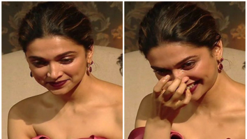 WATCH Deepika Padukone gets emotional after Shah Rukh Khan reads her a letter written by her mom1