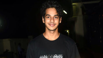 Would you please define a STAR-SON for me Ishaan Khattar questions back when asked about NEPOTISM