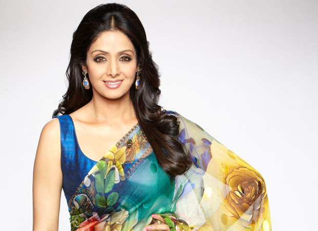 """""""I am too overwhelmed"""" says Sridevi wows Russia with Mom"""