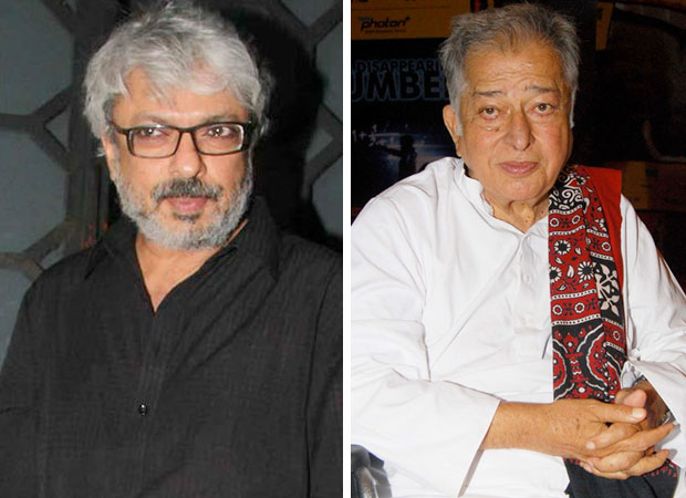 """I wish I had a producer like Shashi Kapoor when I was starting out""- Sanjay Leela Bhansali1"