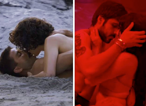 10 Hot scenes of 2017 that made it through the censor scissors