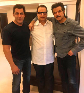 Anil Kapoor to play Salman Khan's father in Race 3