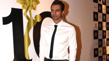 Arjun Rampal Watch The Film & Then Decide  Padmavati  Masala Awards Dubai
