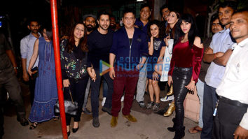 Cast of Judwaa 2 snapped partying together