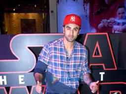 Celebs grace the premiere of 'Star Wars: The Last Jedi'