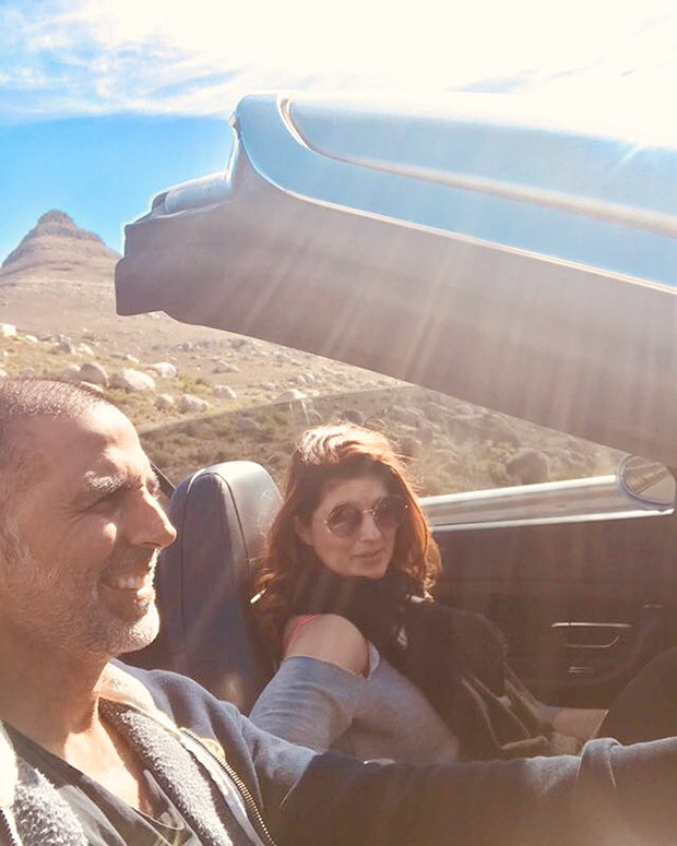 Akshay Kumar's romantic birthday wish for Twinkle Khanna is adorable!