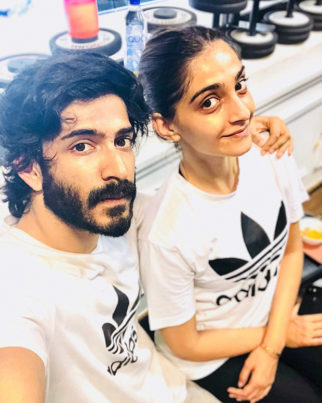 Check out Siblings Sonam Kapoor and Harshvardhan Kapoor are now gym buddies!