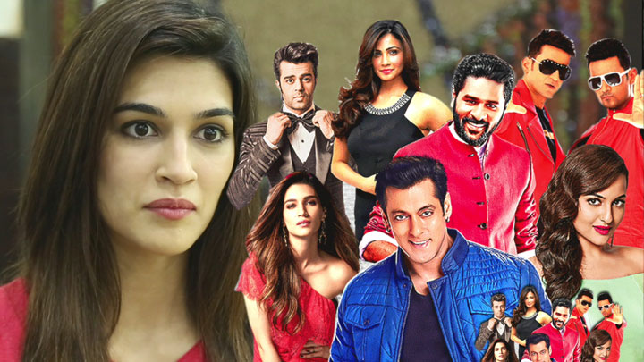 Dabangg Is Salman Khan Kriti Sanon  Dabangg Tour Delhi