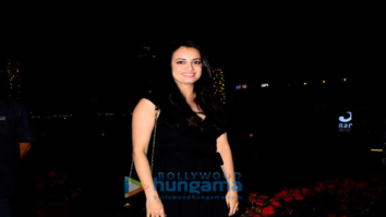 Dia Mirza, Sonal Chauhan and others snapped at BKC