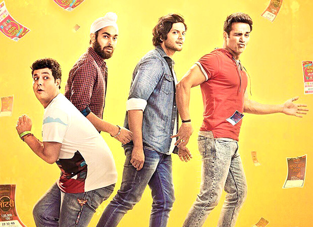 Fukrey Returns Day 1 in overseas