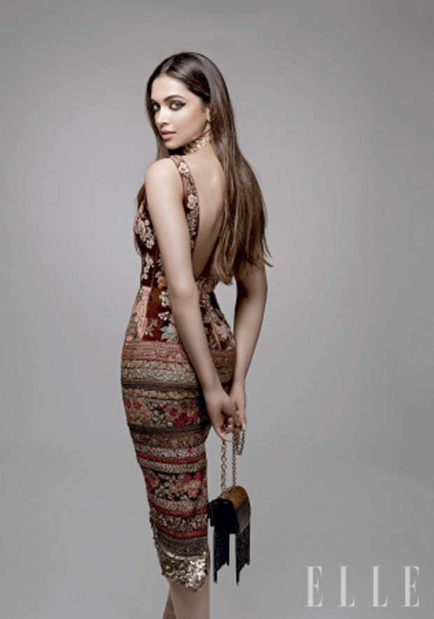 HOTNESS Deepika Padukone flaunts her perfect body in a bodycon dress for Elle (3)