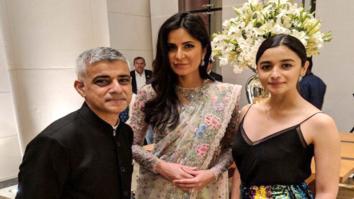 Here's what the London mayor Sadiq Khan termed Katrina Kaif