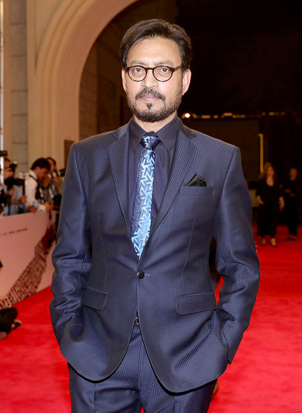 Irrfan Khan felicitated alongside the likes of Patrick Stewart and Cate Blanchett at the Dubai International Film Festival (1)