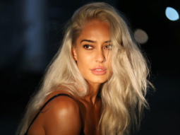 Lisa Haydon gets a stunning makeover; goes platinum blonde-1