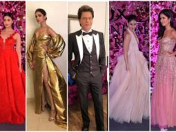PHOTOS SRK, Deepika, Kareena, Katrina and others slay at Lux Golden Rose Awards 2017