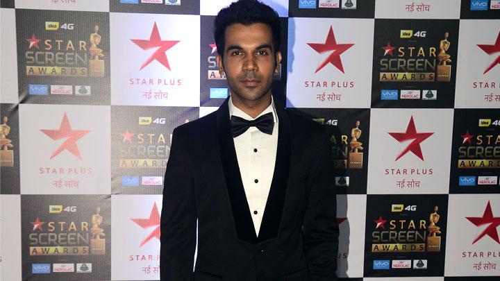 Rajkummar Rao on his film with Aishwarya Rai  Star Screen Awards