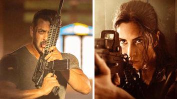 Salman Khan & Katrina Kaif Combine To FFantastic Promo Of Tiger Zinda Hai