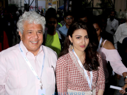 Soha Ali Khan attends 'Times Lit Fest 2017'