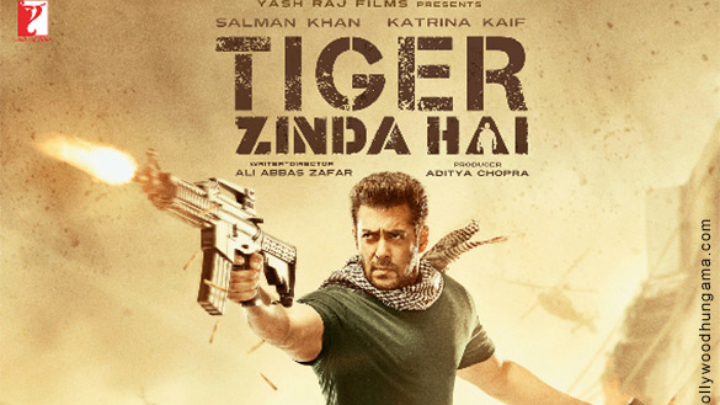 Tiger Zinda Hai Movie Song: Zinda Hai (Tiger Zinda Hai)