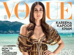 Kareena Kapoor Khan On The Cover Of Vogue