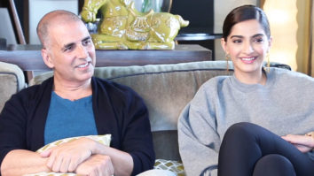 Akshay Kumar Sonam Kapoor How Well Do You Know R.Balki Padman