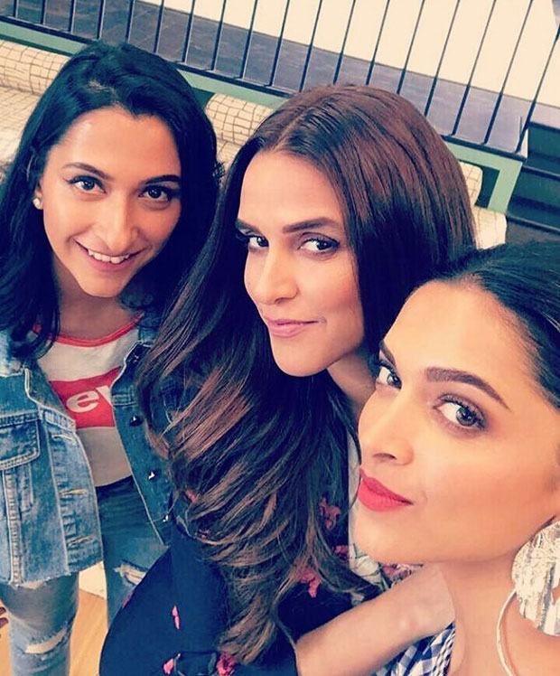 Deepika makes rare appearance with sister for BFFs with Vogue