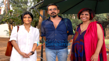 Konkona Sen Sharma, Anurag Kashyap, Taapsee Pannu, Kirti Kulhari and others at 1st Edition of 'India and the World The Changing Narrative'